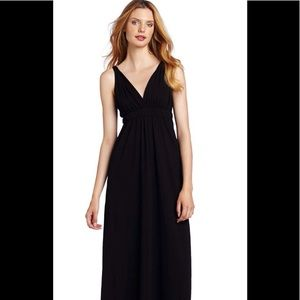 Gypsy 05 Organic Cotton Twist Strap Maxi Dress